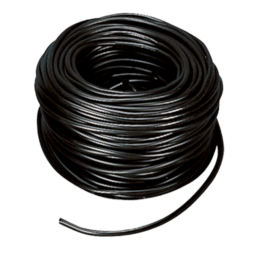 Tubo flessibile nero