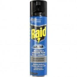 Spray mosche e zanzare 'Raid'