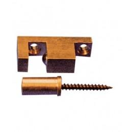 Cricchetto fermaporte mm 20x10
