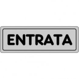 Etichetta 'Entrata'