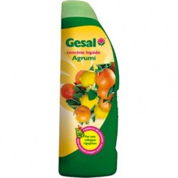 Concime liquido 'Agrumi' Gesal