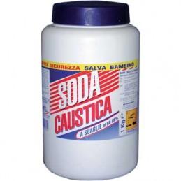 Soda caustica a scaglie