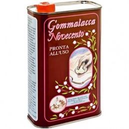 Vernice gommalacca bionda